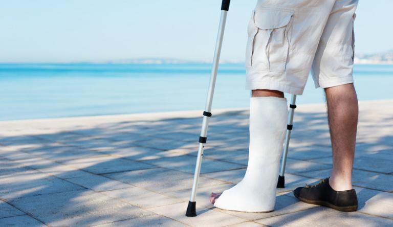 Hogyan kell kezelni a zúzódásokat a lábakon visszérrel - Cikkek