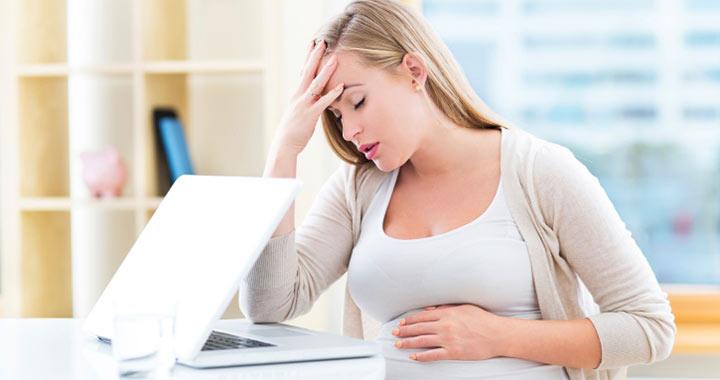 a hüvely visszeressége terhesség alatt