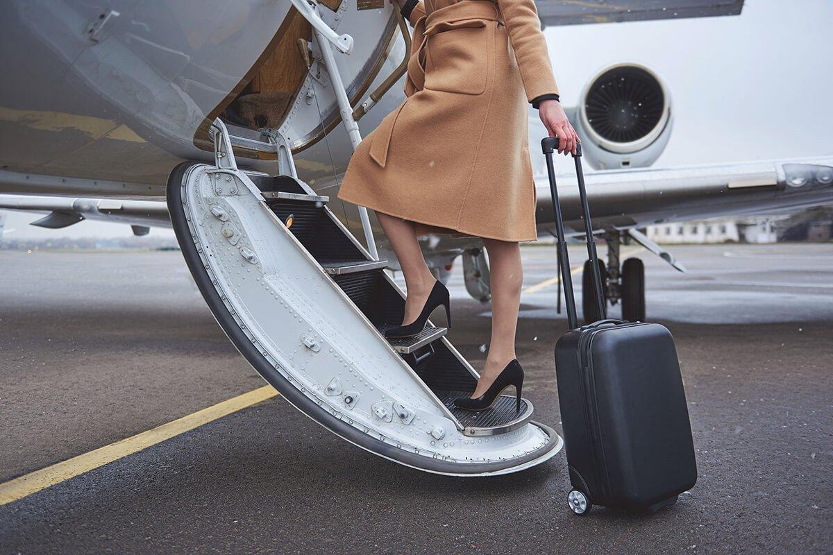 hosszú repülés és visszér gyakorlatsor a visszér megelőzésére