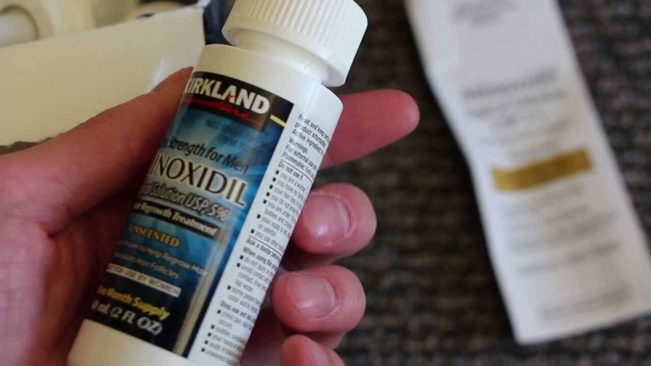 minoxidil és visszér)