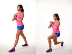 Edzések az edzőteremben és a visszér