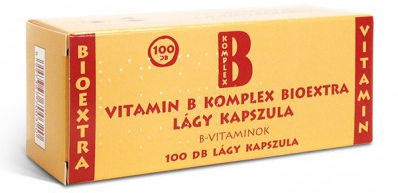 BioActive B-vitaminok Formula 60 kapszula (G&G)