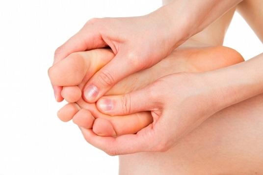 Az alsó végtagok bőrének sötétedése - Diagnosztika September