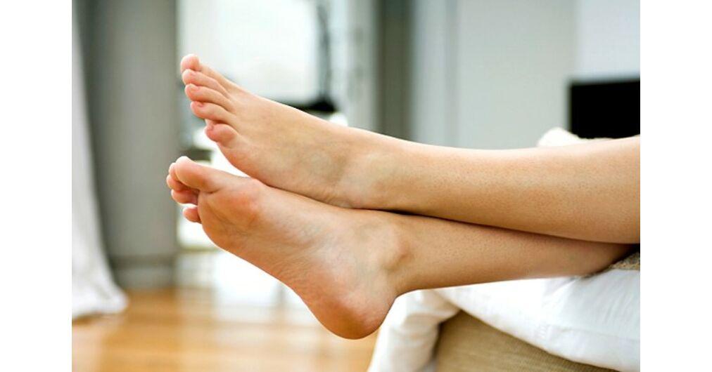 lábak visszér nélkül fotó