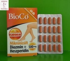 tabletták visszér vazoket